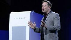 Tesla Elon Musk creats first virtual power plant
