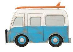 Beach Bum Art - woody car