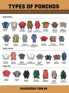 El poncho original, consistente en un paño duro, brillantemente coloreado, telar a mano, se usaba en culturas tempranas de América Latina. Es un símbolo criollo y también está presente en nuestro folclore, en el arte y en las letras. #GauchoArgentino #Traditions #GauchoDay #ArgentinaTravel #Gaucho #Ponchos Horse Riding, Old Things, Polo, History, Detail, Folklore, Gift, Latin America, Desks