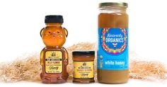 Custom #labels for #honey jars