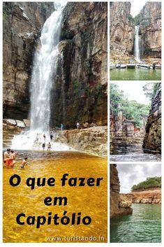 Veja aqui quais são as atrações pagas mais procuradas em Capitólio, sul de Minas Gerais  #Capitólio #cachoeira #furnas #canyon #canyonbrasil #brasil #minasgerais #riodeminas #praiademinas