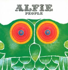 Alfie. A: People. B1: Masquerade, B2: Baddle. Regal Recordings, 2003. Manchester via Chicago. Or: what would happen if a quirky, post-Britpop band jammed with The Sea And Cake.