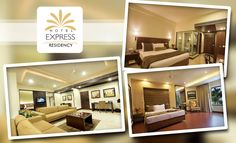 Comfort and luxury just to give you a perfect feel at Hotel Express Residency. For Bookings Contact :- +91-9227881058
