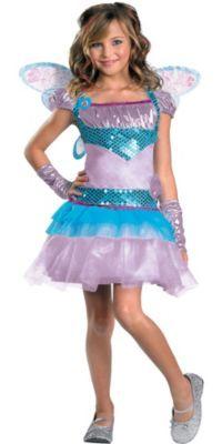 Winx Club costume