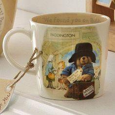 Paddington mug