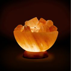 Salt Lamp Hoax Adorable 65 Pound Xlarge Natural Crystal Rock Himalayan Salt Lamppure Review