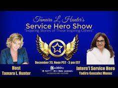 Meet International Service Hero Yadira Gonzalez Munoz - YouTube Touching You, Book Series, Healthy Life, Healthy Meals, Business Women, Growing Up, Philosophy, Author, Passion