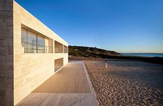 The Style Examiner: The most beautiful homes in the world: House of the Infinite in Cádiz, Spain, by Alberto Campo Baeza