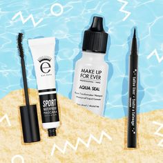 How to beach-proof your beauty routine