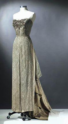 "Ethel Merman - ""Call Me Madame"" (1953) - Costume  designer : Irene Sharaff"