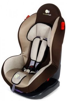 Scaun Auto Shell Plus Brown Kinderkraft