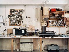 redcharming: darkroom ofPeter Guest From Richard Nicholson's...