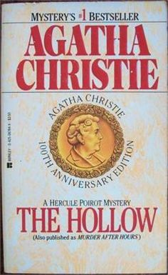 alisonsbookshelf:   The Hollow by Agatha... - My 52 Weeks With Agatha Christie