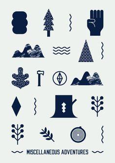 visualgraphc: Miscellaneous Adventures - Andrew Groves