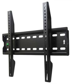 """The VideoSecu Flat Wall Mount supports virtually most 27"""" to 46"""" flat panel screen. It fits VESA 200x200, 200x100, 300x300, 400x200, 400x300 up to 400x400. The ultra-slim wall plate keeps the screen close to the wall for a very discreet installation that is perfect for boardrooms, digital signage, or home theaters. This Level unique wall mount can be mounted to two studs up to 16"""" apart. Standard hardware kit included."""