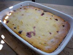 Polenta – Quark – Casserole with cherries, a good recipe from the category dessert. Ratings: Average: Ø - New Site Kitchen Time, Cooking Instructions, Dessert For Dinner, Breakfast Recipes, Bakery, Good Food, Food Porn, Food And Drink, Sweet
