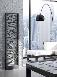 Vertical radiator design MIKE LUXURY RADIATOR – Designer Radiators | Senia Group UK