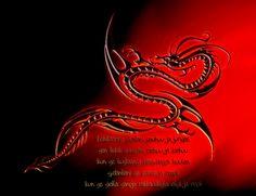 Lohikäärme runo