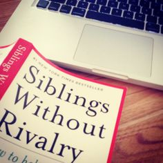 Virtual Book Club 101: Siblings Without Rivalry Sections 5 & 6 - reflections on these sections about the roles we allocate children and sorting out kid's fights.