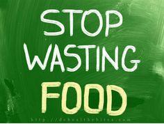Stop Wasting Food | rebelDIETITIAN.US