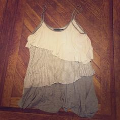 FOREVER 21 Top USED✅ FOREVER 21 TOP cute for spring & summer❕ Forever 21 Tops Tank Tops