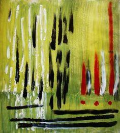 "Saatchi Art Artist Nirali Lunagaria; Painting, ""Series 1 # Abstract Expressions  # 19"" #art"