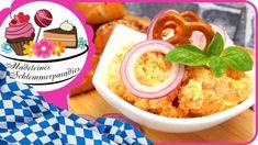 Obatzter nach Madeleines Art - Rezept von Madeleines Schlemmerparadies Cereal, Oatmeal, Breakfast, Food, Youtube, Gourmet, Madeleine, Oktoberfest, Vegetarian Snacks