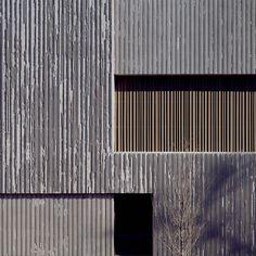 Clyfford Still Museum – Art in America Guide Concrete Facade, Concrete Architecture, Museum Architecture, Concrete Texture, Concrete Wall, Architecture Details, Clyfford Still, Cladding Materials, Concrete Finishes