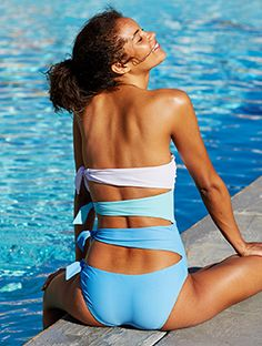 2020 New Sporty Bathing Suits Male Swimwear Long Sleeve Swimsuit Orange One Piece Swimsuit Bathing Suits, Cute One Piece Swimsuits, Blue One Piece Swimsuit, Orange Swimsuit, Mens Outfitters, Eagle Outfitters, Buick, Sexy, The Beach