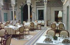 Les 10 plus beaux restaurants de la Tunisie - Info Du Jour