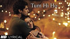 """Tum Hi Ho"" ♥ Aashiqui 2 Full Song With Aditya Roy Kapur, Shraddh. World Music, Music Is Life, Live Music, My Music, Hollywood Songs, Film Song, Indian Music, Music Express, Shraddha Kapoor"