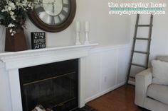 Transform a Wall with Wood Panels   Hometalk