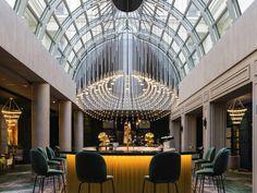I.RAIN Enlightens Le Louis Versailles Château Hotel