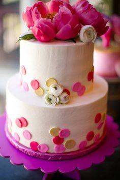 Girls Birthday Cake,