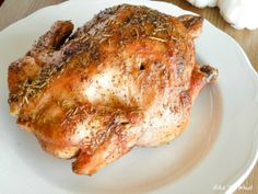 Roasted Cornish Hen