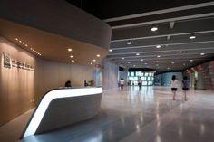 office reception design - Google Search