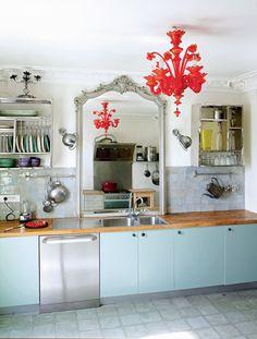 Décoration intérieure : 7 façons d'agrandir l'espace avec un miroir - Marie Claire Maison