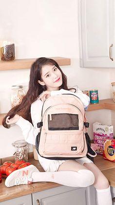 Latest KPop News for all KPop fans! Cute Korean, Korean Girl, Asian Girl, Korean Actresses, Korean Actors, Iu Fashion, Korean Fashion, Mochila Kpop, Iu Twitter