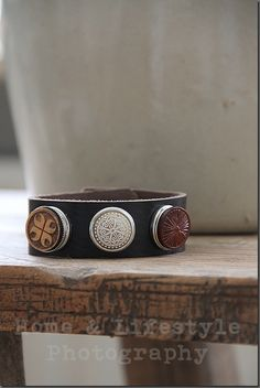 Noosa Leather Art, Leather Cuffs, Leather Bracelets, Hair Jewelry, Jewellery, Boho Chic, Bohemian Style, Country Girls, Jewels