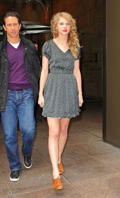 Leaving the Sirius XM Building | New York | May 2 2011
