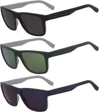 3a9b294b994e Lacoste Men's Matte Two-Tone Square Polycarbonate Sunglasses -
