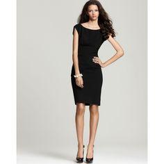 Diane Von Furstenberg Dress - Jori Sheath ($325) found on Polyvore