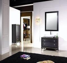 Modern Bathroom Vanity - Francaise