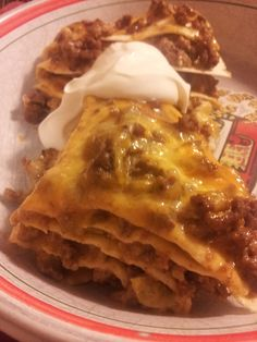 Canadian Moms Cook: Taco Bake