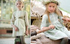 Vestidos de fiesta para niñas de teresa & leticia - Moda infantil - Compras - Charhadas.com
