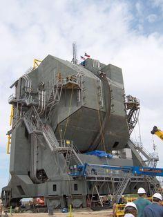 Sea Based X-Band Radar Birdseye
