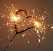 Fire works in the form of a heart Perfect Wedding, Dream Wedding, Happy New Year Love, Happy New Year Fireworks, Fire Works, The Lord Is Good, Merry Christmas Everyone, Marry You, Romantic Weddings