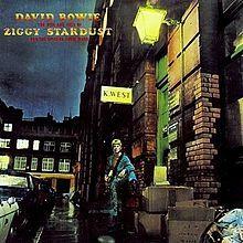 Vielleicht kann mich Ziggy Stardust für die Vorbereitung einer Schatzsuche motivieren?