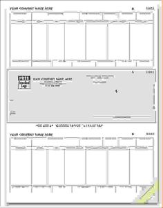 Bank Check Graphic Print Template — Vector EPS #cheque mock ...