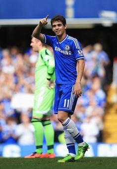 ~ Oscar of Chelsea FC against Hull City Tigers ~ Chelsea Wallpapers, Chelsea Fc Wallpaper, Chelsea Soccer, Chelsea Fans, Premier League Teams, Barclay Premier League, Fifa, Ufc Sport, Football Is Life